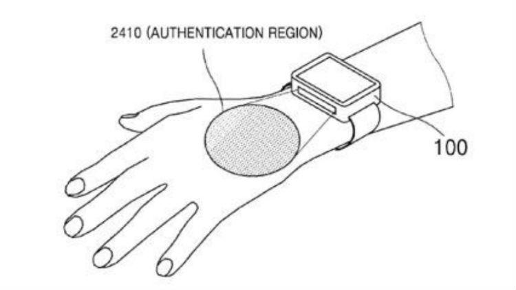 samsung-vein-authentication
