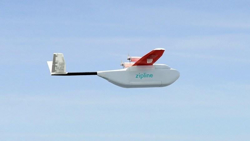 zipline-drone