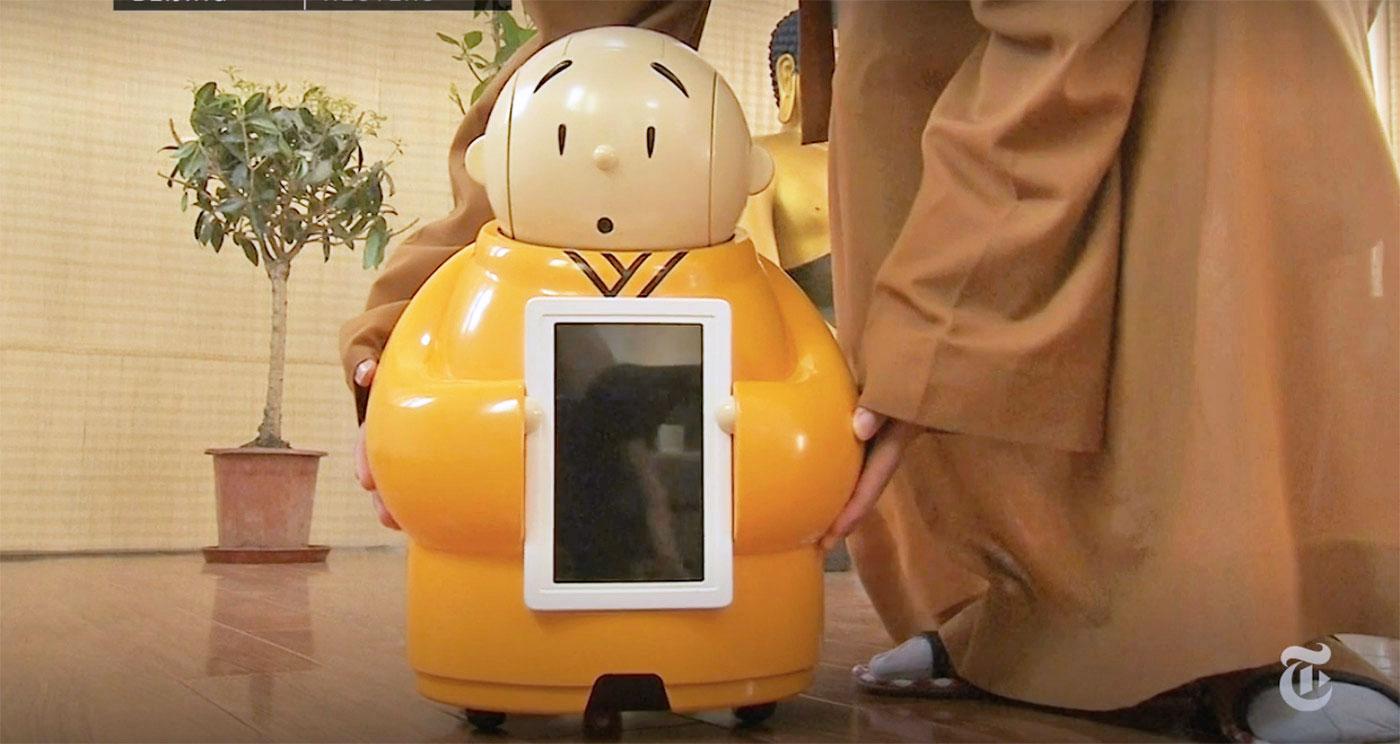 monk-robot