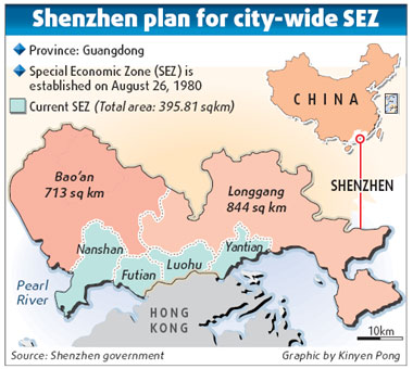 shenzhen-special-economic-zone