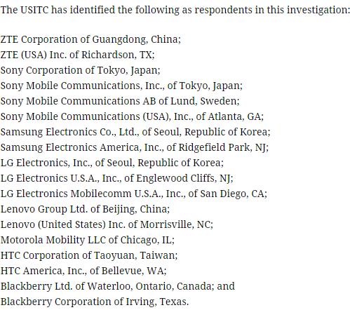 usitc-337-investigation