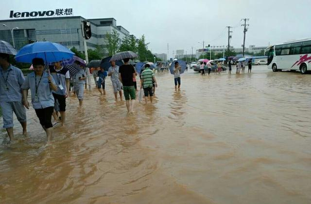 wuhan-lenovo-flood