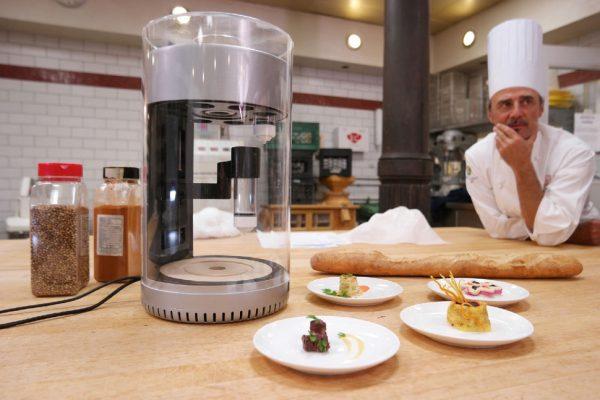 3d-food-printer
