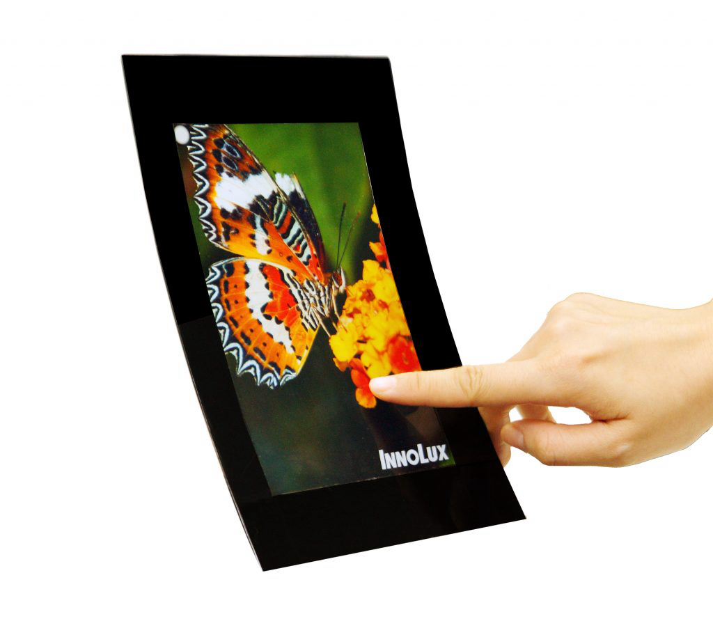 innolux-flexible-display