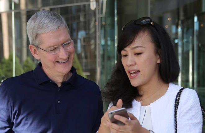 apple-ceo-tim-cook-didi-president-jean-liu